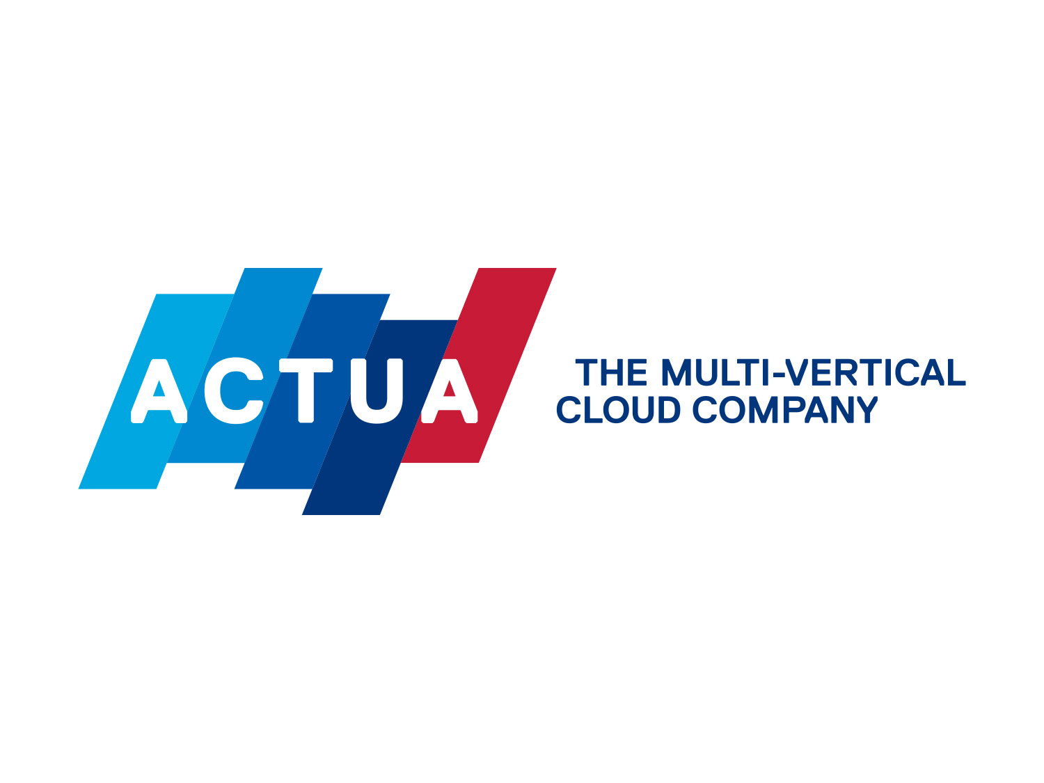 Actua logo and tagline