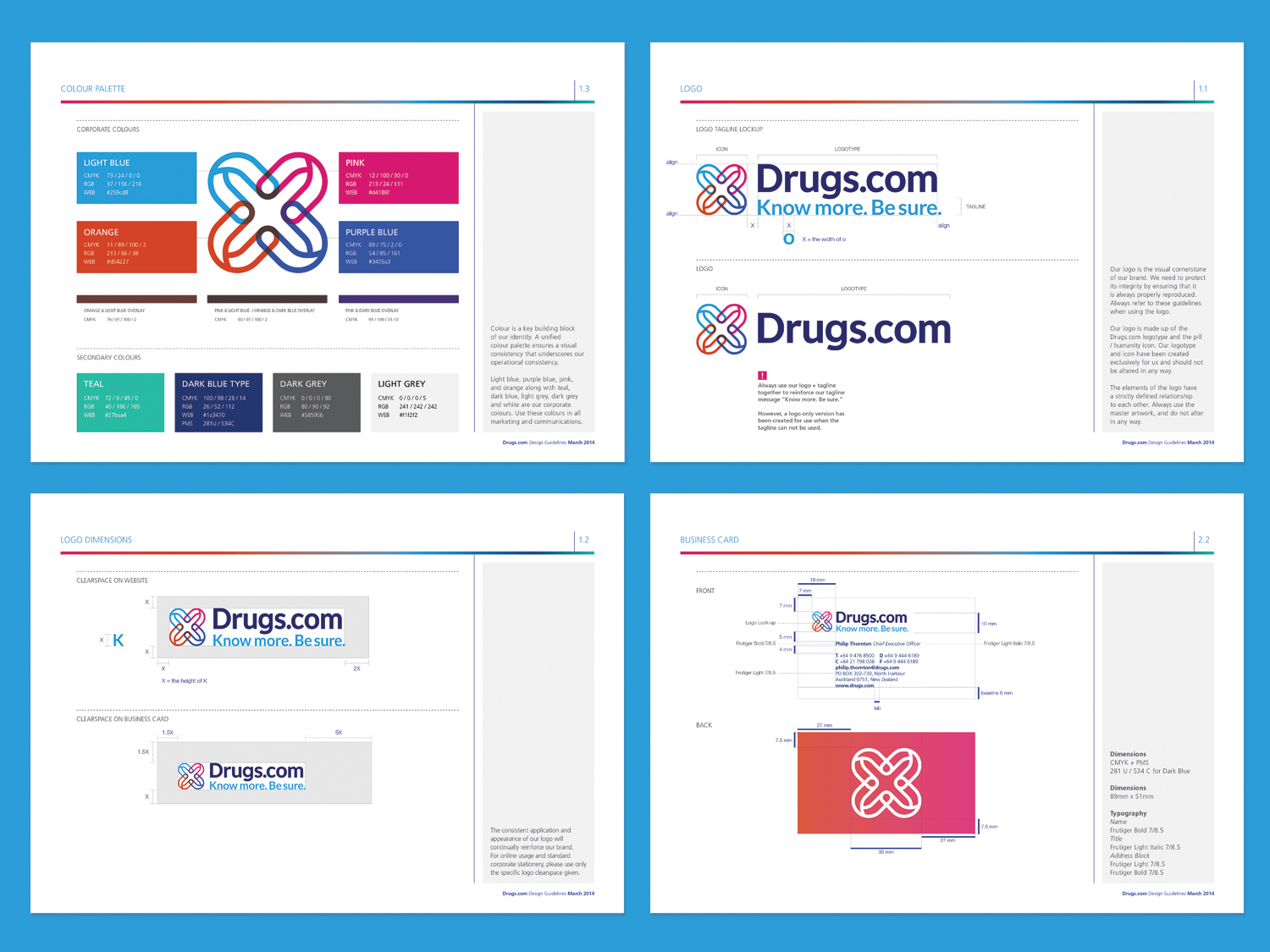 Image of Drugs.com guidelines pages
